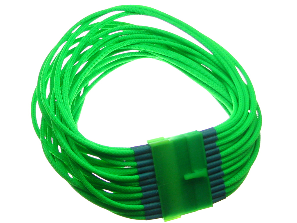 Mod Smart Kobra Cables 20pin Motherboard Power Extension