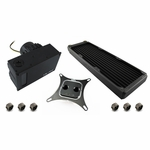 XSPC RayStorm D5 EX360 WaterCooling Kit