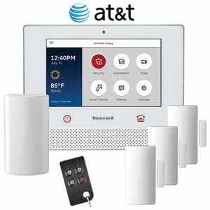 $0-Down Honeywell Lyric Cellular 3G Wireless Security System Kit (via AT&T Network)