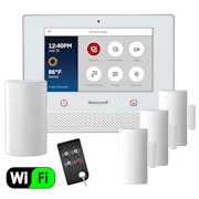 $0-Down Honeywell Lyric WiFi Wireless Security System Kit