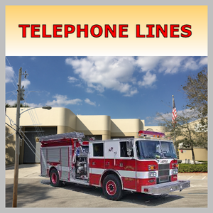 Commercial Fire Landline Phone Alarm Monitoring