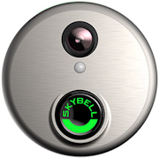 DBCAM - Honeywell SkyBell Video Doorbell Camera (in Silver Color)