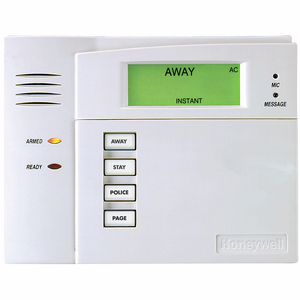 Honeywell 5828 Wireless Bidirectional Alarm Keypad