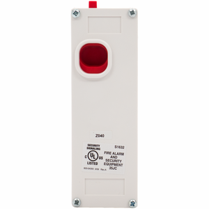 Honeywell 5869 Wireless Holdup Switch Transmitter