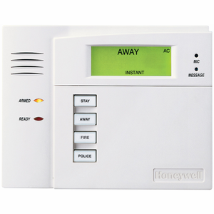 Honeywell 6150V Talking Fixed-English Wired Alarm Keypad