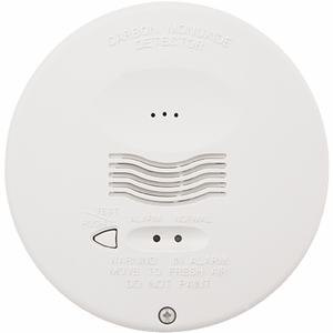 Honeywell CO1224TR System Sensor 4-Wire Round Carbon Monoxide Detector