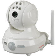 Honeywell IPCAM-PT2 Wireless Indoor Pan/Tilt Security Camera (for Total Connect 2.0)