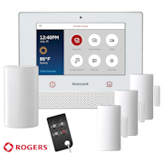 Honeywell Lyric Cellular Canada 3G Wireless Security System Kit (via Rogers Network)