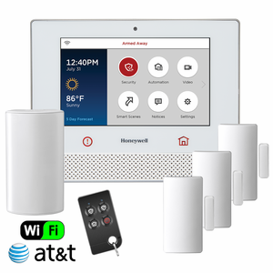 Honeywell Lyric Dual-Path Wireless Security System Kit (via AT&T Network)