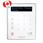Honeywell Lyric LKP500-ENC Wireless Alarm Keypad (for Canada)