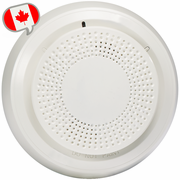 Honeywell Lyric SiXSMOKE-CN Wireless Smoke Detector (for Canada)