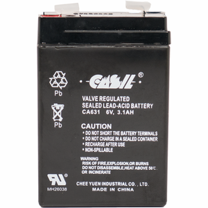 K14139 - AlarmNet Cellular Communicator Alarm Battery (for Vista-Series Control Panels)