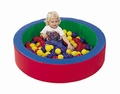 Mini-Nest Ball Pool