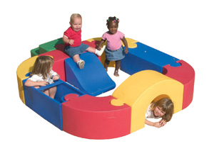 Puzzle Play Yard