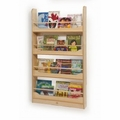 Wall Mounted Book shelf