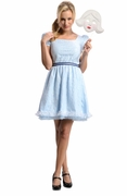 China Doll Oz Adult Costume