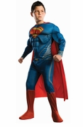 Deluxe Superman Man of Steel Child Costume