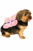 Pet Pink Fairy Wings