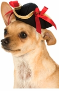 Pirate Girl Hat for Pets