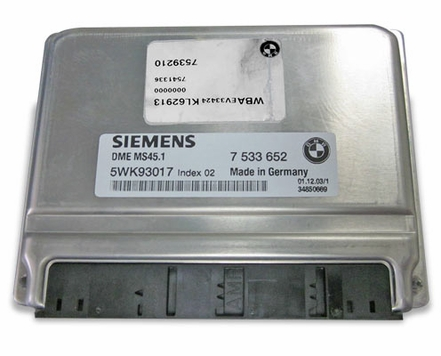Bmw Z4 2 5l E85 Ecu Dme Siemens Ms45 1 Specialized Ecu