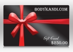 $250 Gift Card from BodyKandi