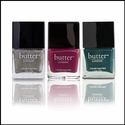 Butter London <br>Bespoke Trio <br>Cherry Stone
