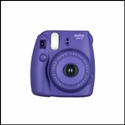 Instax<br> Mini 8 Purple
