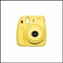 Instax<br> Mini 8 Yellow