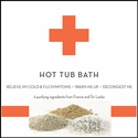 Pursoma<br> Hot Tub Bath<br> 15.5 oz/439 g