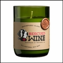Rescued Wine<br> Cabernet Candle