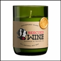 Rescued Wine<br> Champagne Candle