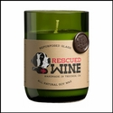 Rescued Wine<br> Palm Sangria Candle