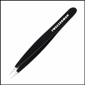 Tweezerman <br>Stainless Steel <br>Red Point Tweezers