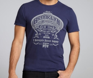 Brooklyn Motors Crown Navy