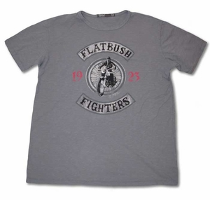 Flatbush Fighters Grey
