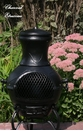 Etruscan Style Chiminea CH-028 Charcoal