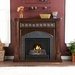 Lake Austin Espresso Gel Fireplace