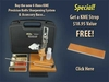 New KME 4-Hone Diamond Kit, Base, and FREE strop