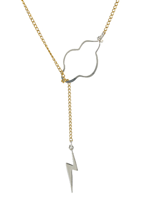 Weather the Storm! Necklace