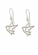 Dove Earrings