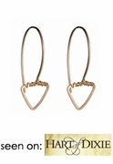 Geometric Shape Earrings