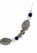 Labradorite Love Necklace