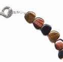 Tigers Eye Onyx Necklace