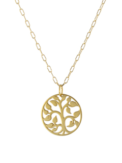 Ingrid's Tree of Life Necklace