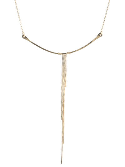 Waterfall Bar Necklace