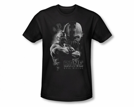 BATMAN T-SHIRT DARK KNIGHT RISES EVIL RISING
