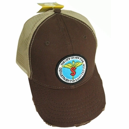 DSNY BASEBALL CAP, Officially Licensed Department of Sanitation New York  Logo Cap