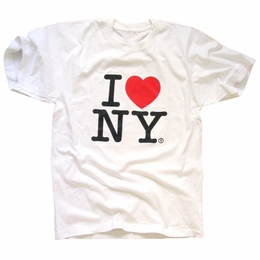 I LOVE NY T-SHIRT I HEART NEW YORK ICONIC
