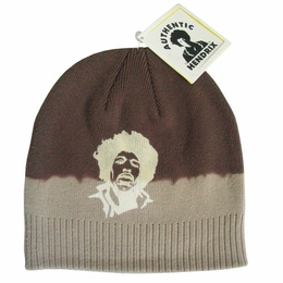 Jimi Hendrix Knit Hat Adult Cap