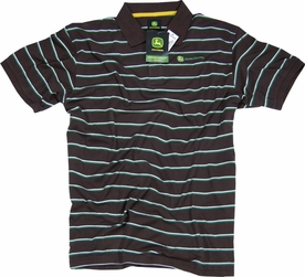 JOHN DEERE POLO GOLF SHIRT OFFICIAL LICENSED